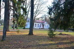Ośrodek Edukacji Leśnej Jagiellońskie w Białowieży