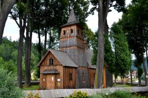 Kościół w Sromowcach Niżnych