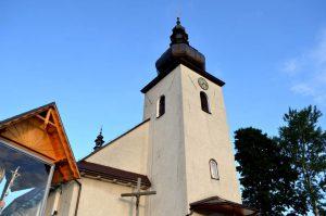 Sromowce Wyżne - Kościół pw. św. Stanisława BM